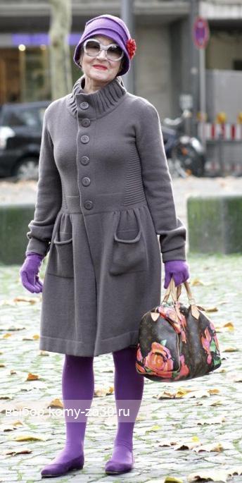 И снова - яркие аксессуары + сумочка в русском стиле