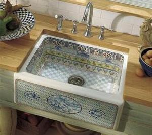 Эксклюзивная мойка для кухни