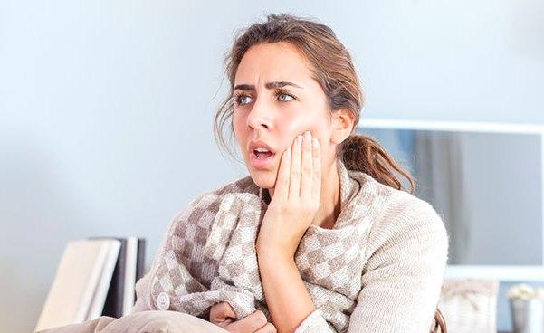 у беременной женщины разболелся зуб