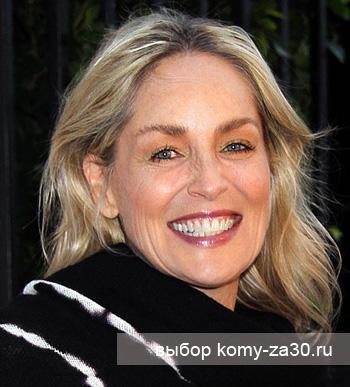 Шерон Стоун. Фото-2012