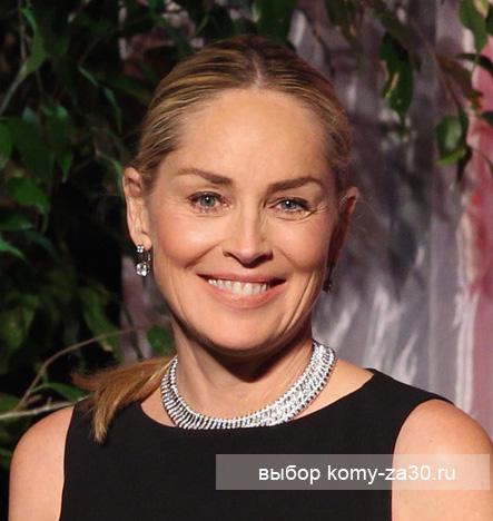 Шерон Стоун фото-2012