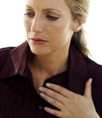 Признаки мастопатии