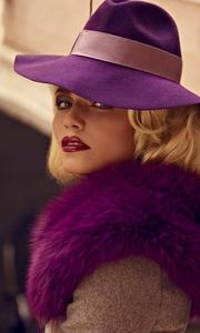 какую шапку носить с пальто-5