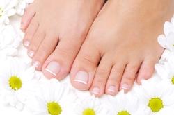 лечение вросшего ногтя на ноге
