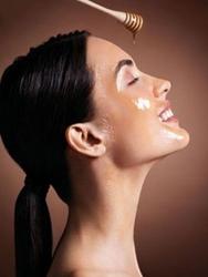 маска для лица корица и мед