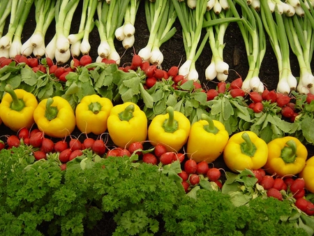 органические продукты питания