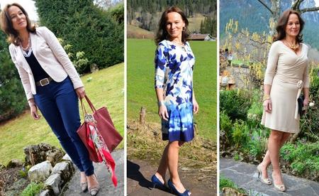 как одеваться в 40 лет
