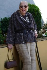 Как одеваться в 60 лет полной женщине