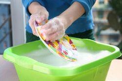 натуральные безопасные средства для мытья посуды