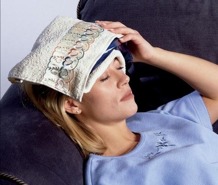как снять боли при мигрени