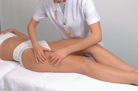 как делать массаж для похудения