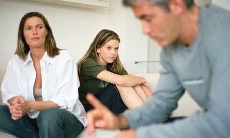 Как развестись без мужа с детьми
