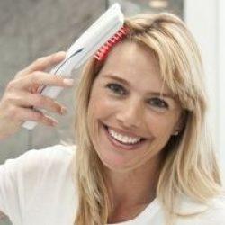 Помогает ли лазерная расческа при выпадении волос?