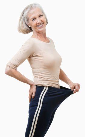 убрать жир живота 50 лет
