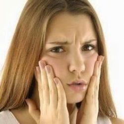 Как сделать щеки пухлыми?