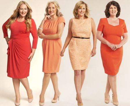Платье повседневное для женщин 40 лет фото