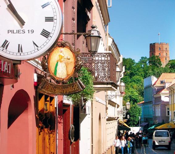 Литва - очень красивая и недорогая европейская страна