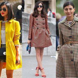 Женские пальто весна-осень 2015. Новинки и модные тенденции