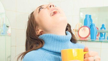 как лечить связки горла народными средствами