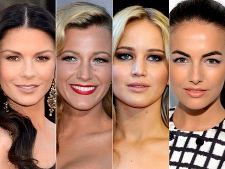 нанесение макияжа глаз при нависшем веке