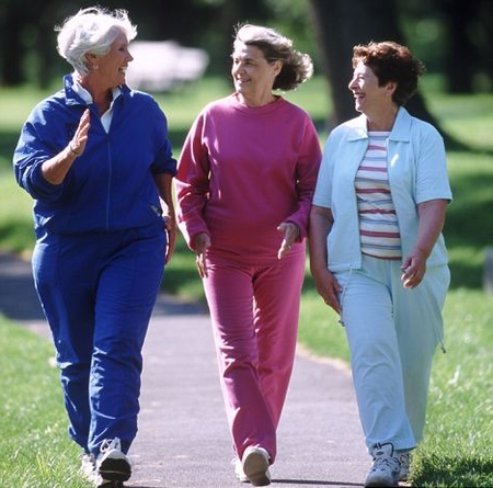 отек ног у пожилых людей