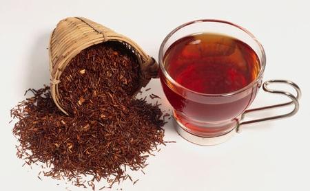 чай ройбуш польза