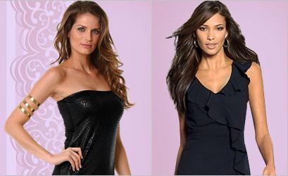 Чёрный цвет всегда в моде!