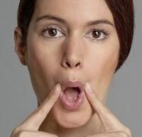 убрать морщины вокруг губ в домашних условиях