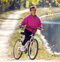 велосипед для женщины 50 лет