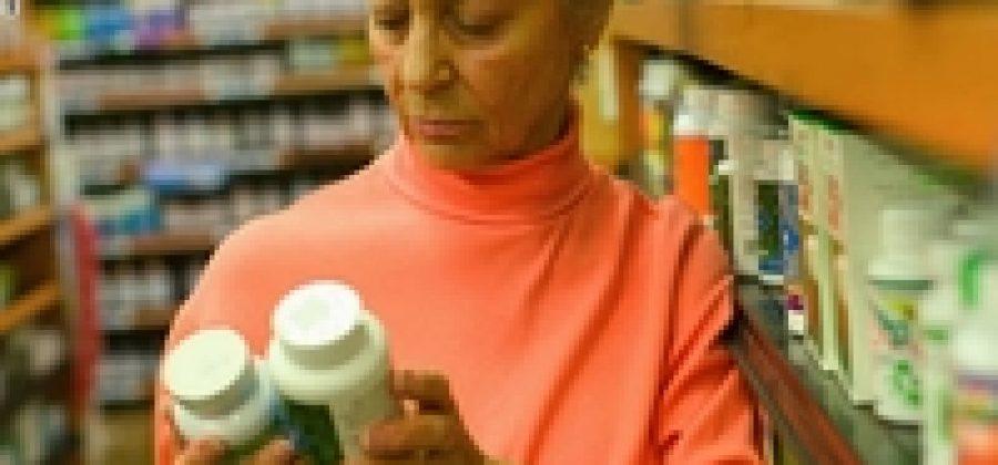 Как выбрать витамины от старения?