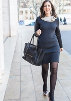 Умело подобранный гардероб помогает скрыть недостатки фигуры