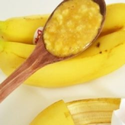 Как правильно делать банановые маски от морщин?