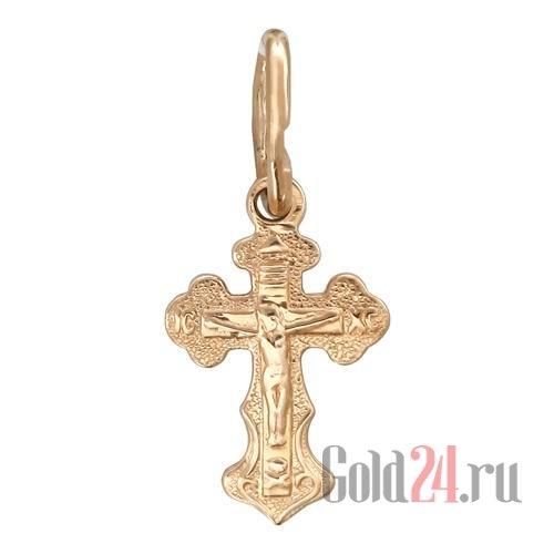 Золотые крестики — символ веры и традиционное украшение