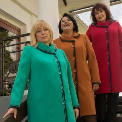 Женское пальто от профессионалов своего дела