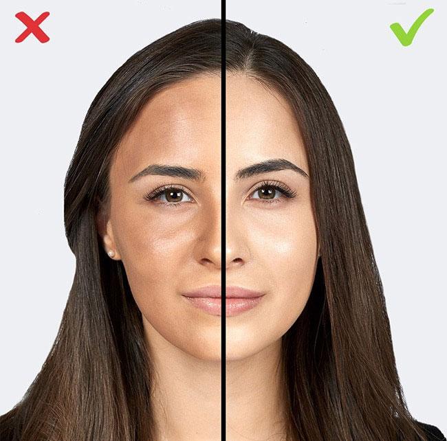 как сделать макияж чтобы выглядеть моложе