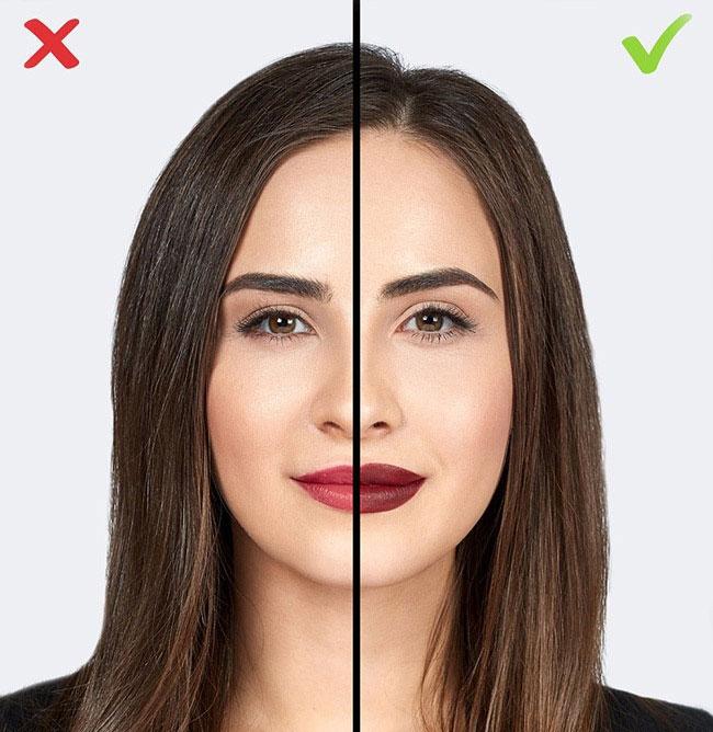 макияж чтобы выглядеть моложе