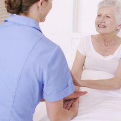 Как восстановить силы пожилому после болезни?