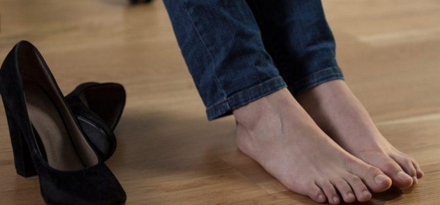 Какие мочегонные можно пить при отеках ног?