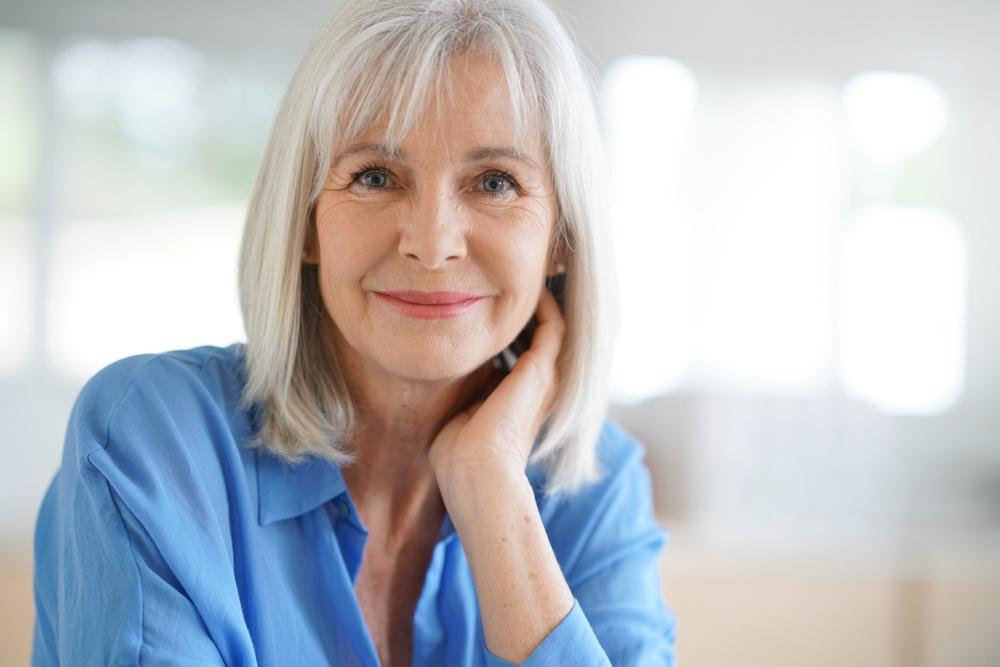 как стать красивой в 60 лет макияж гардероб уход за собой