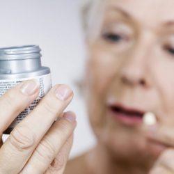 ТОП-7 лучших витаминов для женщин старше 60 лет