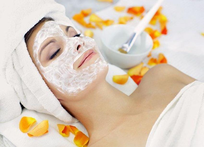 маски с крахмалом вместо ботокса какие проблемы с кожей устраняют
