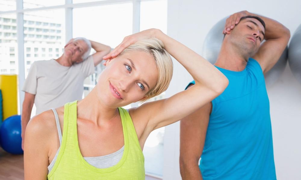 температура при остеохондрозе шейного отдела физкультура лучшая профилактика