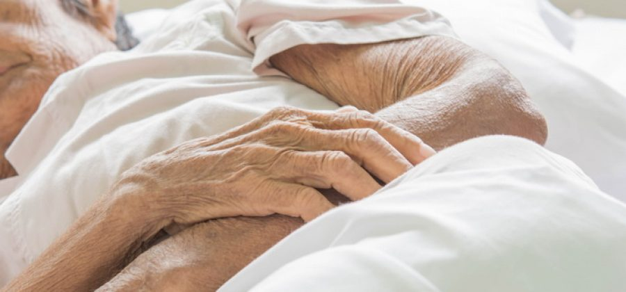 У лежачего больного появились пятна – что делать?