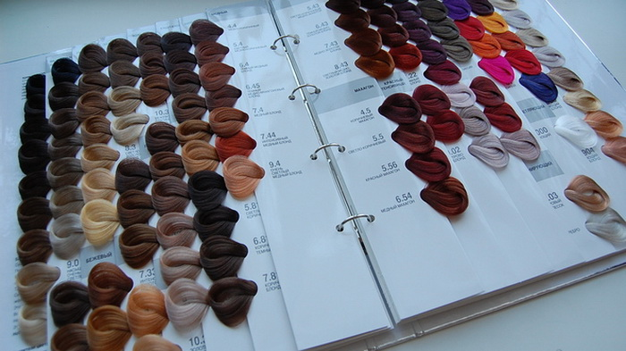 В какой цвет лучше красить седые волосы