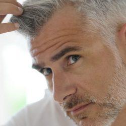 6 главных причин ранней седины у мужчин. Как не поседеть ещё больше?