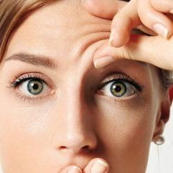 10 лучших способов избавиться от глубоких морщин на лбу