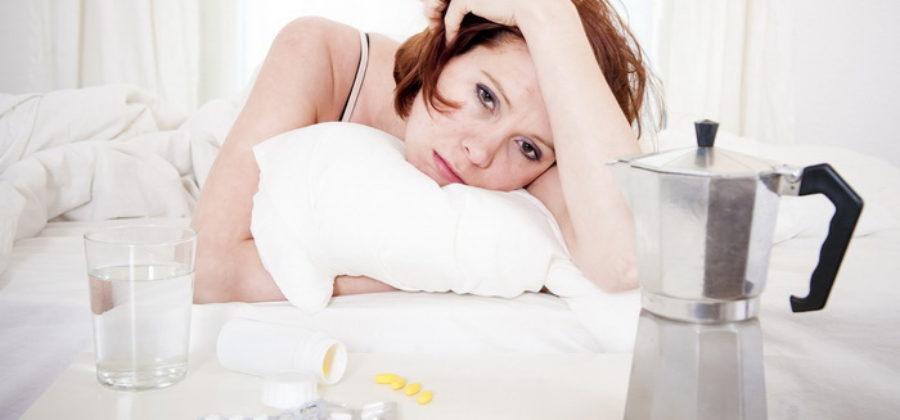 4 средства, избавляющих женщину от похмелья и тошноты