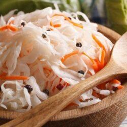 Квашеная капуста – польза при похудении, 4 лучших рецепта