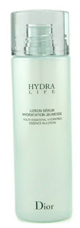Увлажняющий лосьон Christian Dior Hydra Life Youth Essential Hydrating Essence-In-Lotion, уход за кожей после тридцати